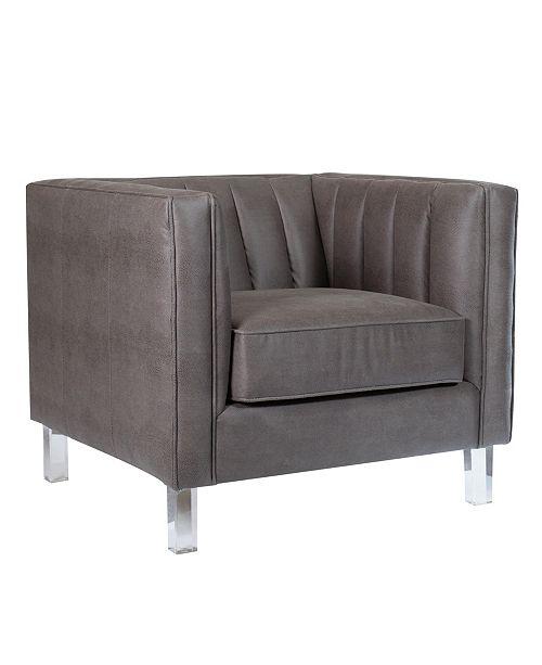 Samuel Lawrence Honeycutt Club Chair