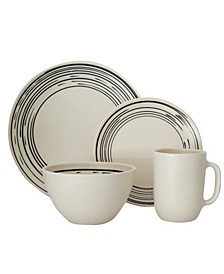 Salamanca 16-PC Dinnerware Set, Service for 4