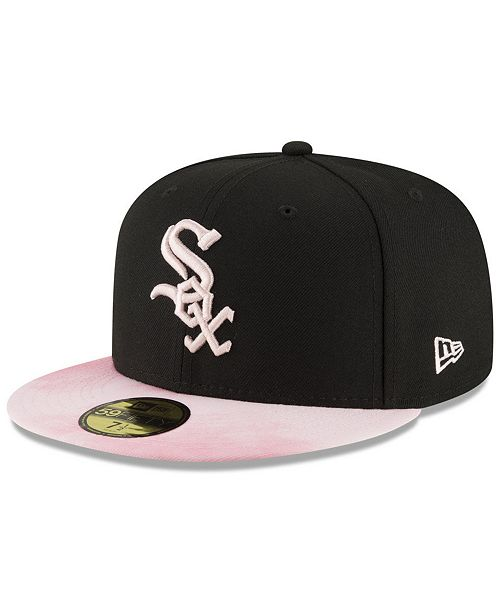 newest 5041c 7515a ... New Era Chicago White Sox Mothers Day 59FIFTY Fitted Cap ...