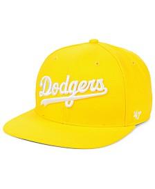 '47 Brand Los Angeles Dodgers Script Snapback Cap