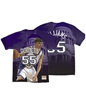 67ac65a6e93 Mitchell   Ness Men s Jason Williams Sacramento Kings City Pride Name And  Number ...