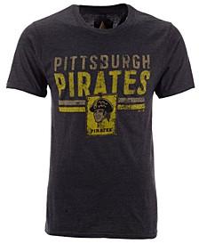 Men's Pittsburgh Pirates Coop Souvenir Ticket T-Shirt