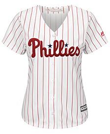 Women's Bryce Harper Philadelphia Phillies Cool Base Player Replica Jersey