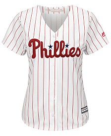 Majestic Women's Bryce Harper Philadelphia Phillies Cool Base Player Replica Jersey