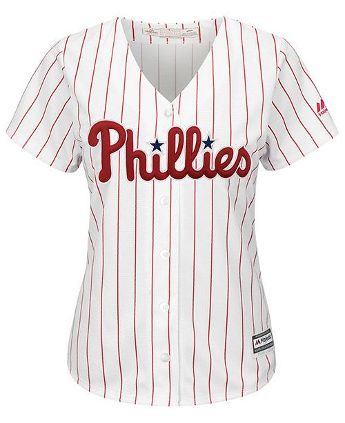 san francisco 4401e 58fd9 Women's Bryce Harper Philadelphia Phillies Cool Base Player Replica Jersey