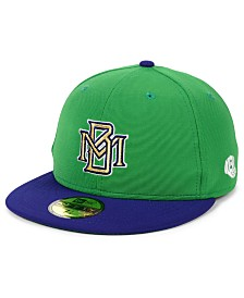 New Era Milwaukee Brewers Cooperstown Flip 59FIFTY Fitted Cap