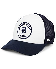 '47 Brand Detroit Tigers Swell Trucker MVP Cap