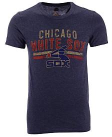 Majestic Men's Chicago White Sox Coop Souvenir Ticket T-Shirt