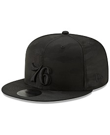 New Era Philadelphia 76ers Blackout Camo 9FIFTY Cap