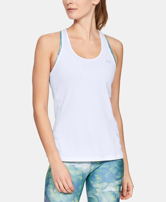 Under Armour - Fitted Racerback Tank Top
