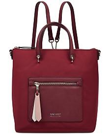 Nine West Zip It Up Convertible Backpack
