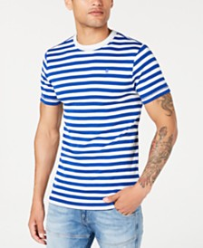 G-Star RAW Men's Kantano Striped T-Shirt, Created for Macy's