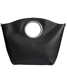 INC Irisa Open Handle Tote, Created for Macy's