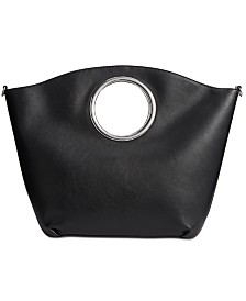 I.N.C. Irisa Open Handle Tote, Created for Macy's