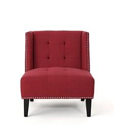 Takara Slipper Chair, Quick Ship