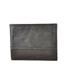 Dickies Bifold Slim Single Fold Men's Wallet