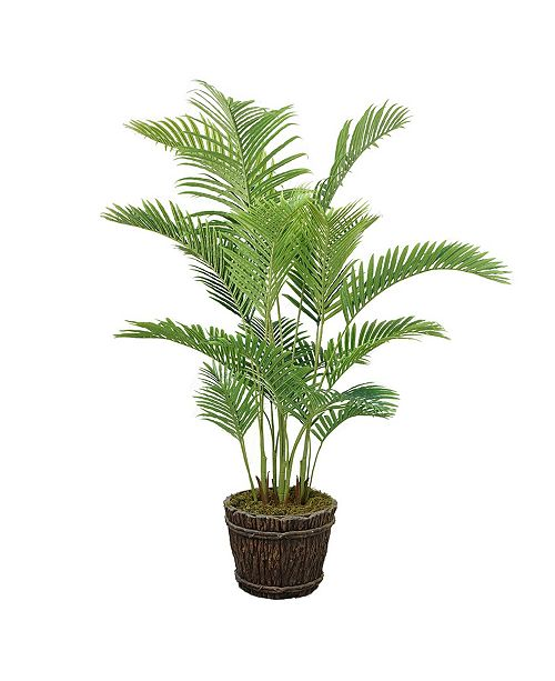 """Laura Ashley 63"""" Real Touch Palm Tree"""