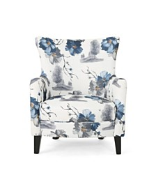 Arabella Club Chair, Quick Ship