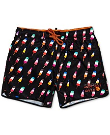 Men's Echo Racer Swim Shorts