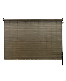 """Radiance Bamboo Shade with Crank 96"""""""