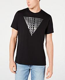 Men's 3D-Effect Logo T-Shirt