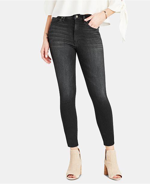 Joe's Jeans Charlie Cropped Cut-Hem Jeans