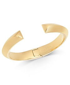 kate spade new york Gold-Tone Cuff Bracelet