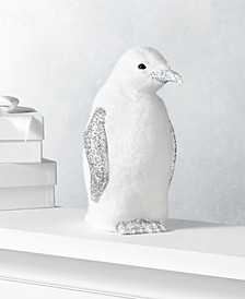 Shine Bright Large Glitter Penguin, Created for Macy's