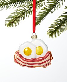 Holiday Lane Foodie Eggs and Bacon Ornament, Created for Macy's