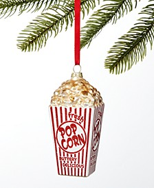 Foodie and Spirits Popcorn Ornament, Created for Macy's