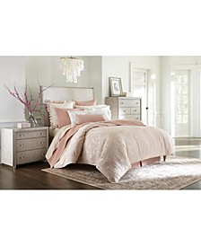 Sutton Place Upholstered Bedroom 3-Pc. Set (Queen Bed, Nightstand & Dresser), Created for Macy's