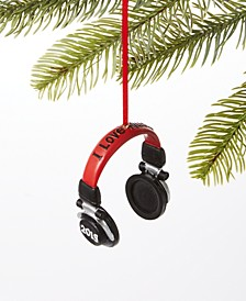 All About You 2019 Headphone Ornament , Created For Macy's