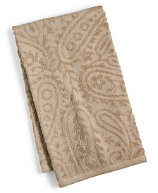 """CLOSEOUT! Martex Valentina Cotton 16"""" x 28"""" Hand Towel, Created for Macy's"""