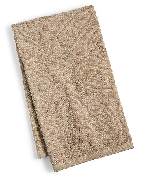 "Martex  CLOSEOUT! Valentina Cotton 16"" x 28"" Hand Towel, Created for Macy's"