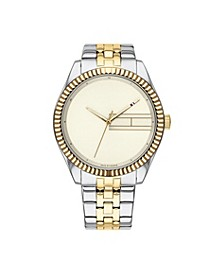 Womens Two-Tone Stainless Steel Bracelet Watch 38mm , Created for Macys