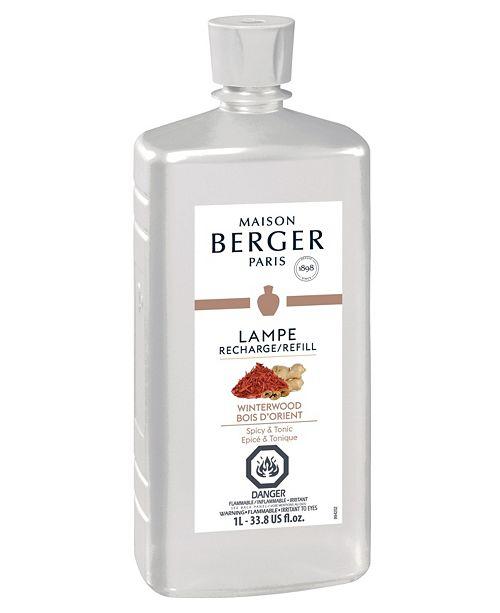 Maison Berger Paris Winterwood Lamp Fragrance 1L