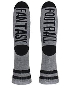 Sock Talk Men's Crew Socks - Fantasy Football