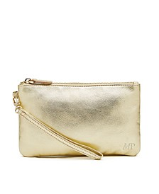 Wristlet With Built-In Phone Charger