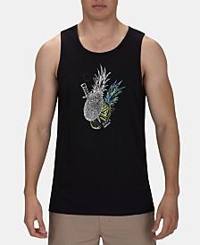 Hurley Men's Pineapple Graphic Tank Top