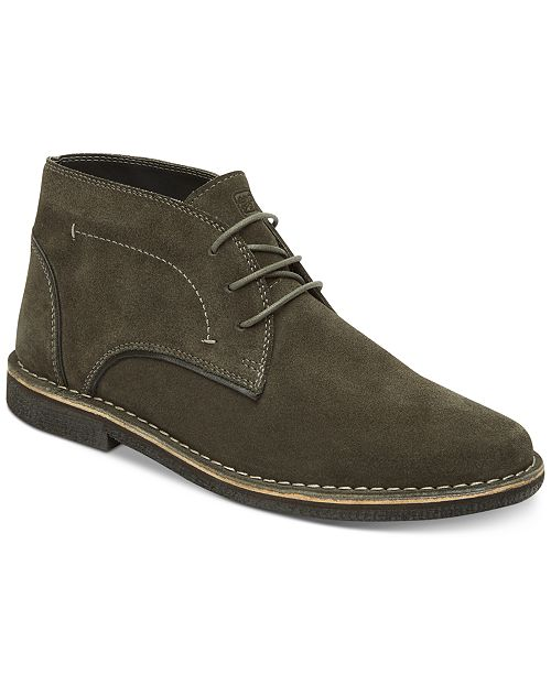 722ce65f941 Kenneth Cole Reaction Men's Passage Suede Boots & Reviews - All ...