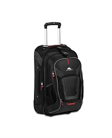 "High Sierra AT7 22"" Carry-on Wheeled Upright"