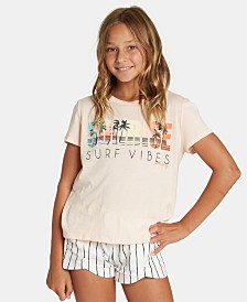 Billabong Big Girls Sunrise-Print T-Shirt