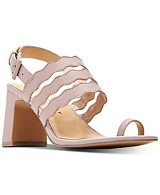 Sense Wave Dress Sandals