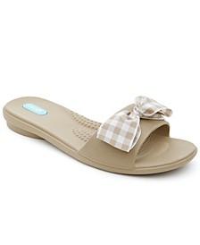 Madison Slide Sandal
