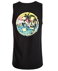 Maui and Sons Men's Diggs Graphic Tank Top