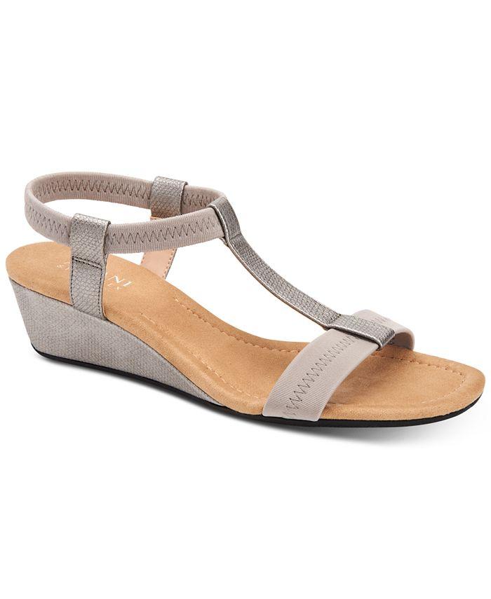 Alfani - Voyage Wedge Sandals
