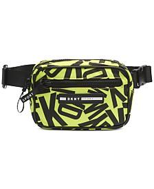 DKNY Nora Logo Belt Bag, Created for Macy's