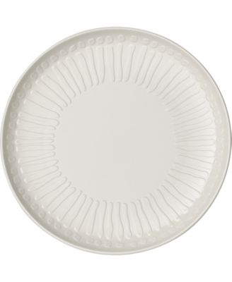 It's My Match Blossom Round Plate