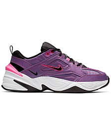 Nike Women's M2K Tekno SE Casual Sneakers from Finish Line