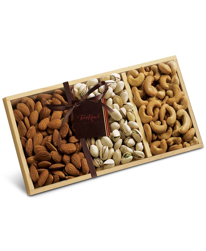 Torn Ranch - Deluxe Nut Trio Gift Tray